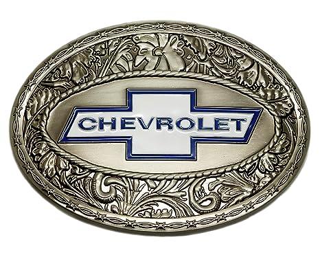 56dc0c4c9ad0 Chevrolet Boucle de Ceinture - Chevy Western Style - Licence Officielle  Produit Spec Cast Collectible