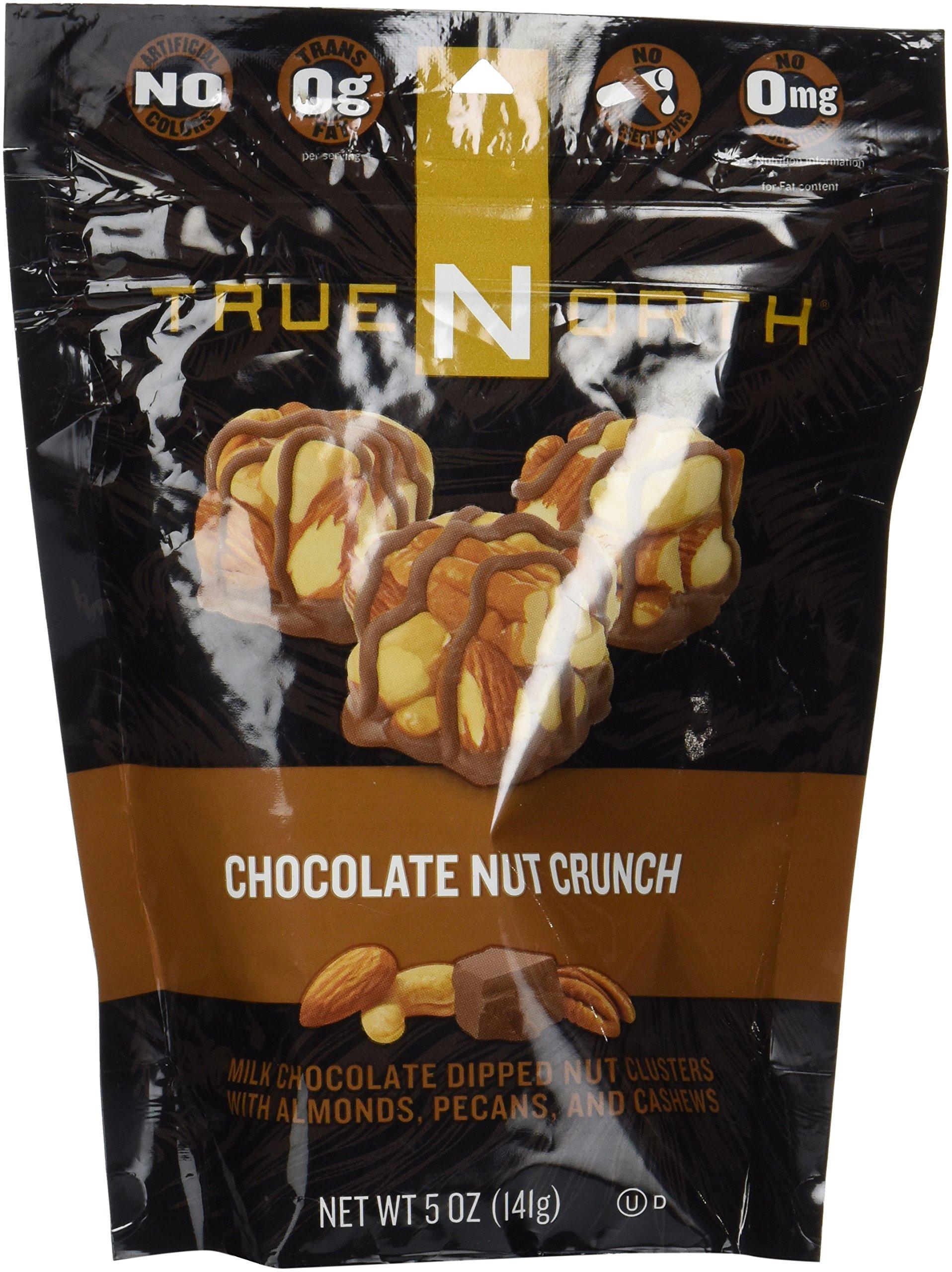 True North Chocolate Nut Crunch, 5 Oz (Pack of 3)