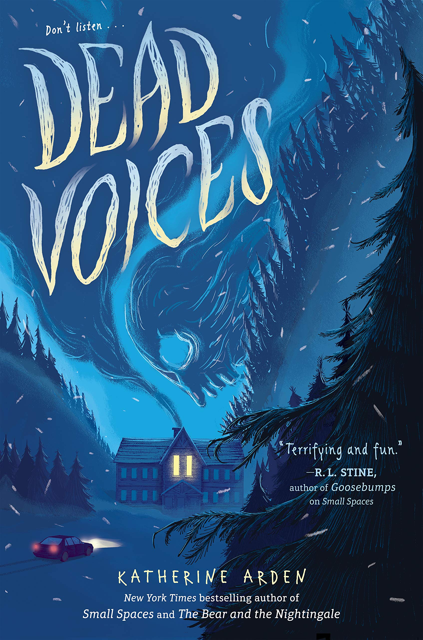 Image result for dead voices