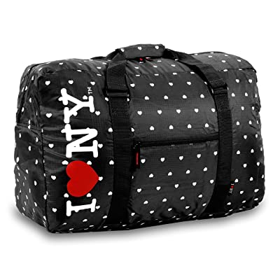 J World New York Ilny Duffel Bag, Black