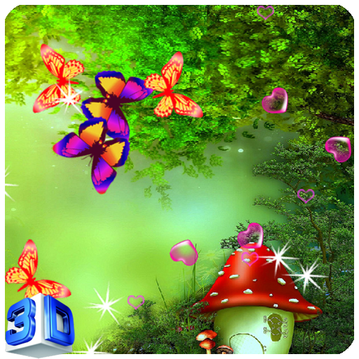 3d fairy tale live wallpaper appstore for android - Fairy wallpaper for android ...