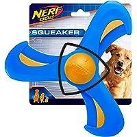 Resistente A Las Mordeduras Disco Volador De Entrenamiento para Perros Juguete Flotante para Mascotas Color : Blue Juguetes Interactivos para Perros DHGTEP Frisbee De Caucho para Perros