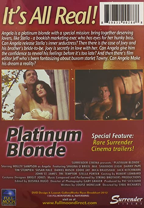 Shannan Leigh Platinum Blonde