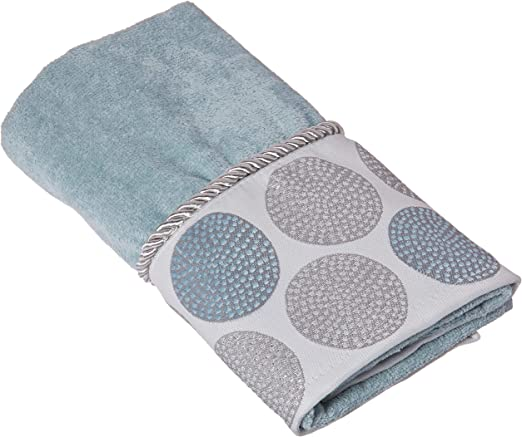 Avanti Linens Dotted Circles Hand Towel