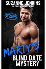 Marty's Blind Date Mystery (Hot Hunks Steamy Romance Collection Book 7) Kindle Edition