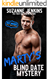 Marty's Blind Date Mystery (Hot Hunks Steamy Romance Collection Book 7)