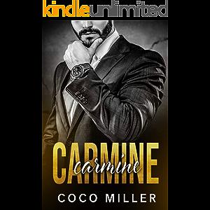 CARMINE: A BWWM Mafia Romance (Andolini Crime Family Book 1)