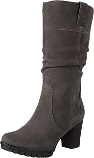 KB001, Bottes déquitation Femme - Rouge - Rouge (Wine A), 39Joe Browns