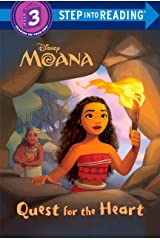 Quest for the Heart (Disney Moana) (Step into Reading) Kindle Edition