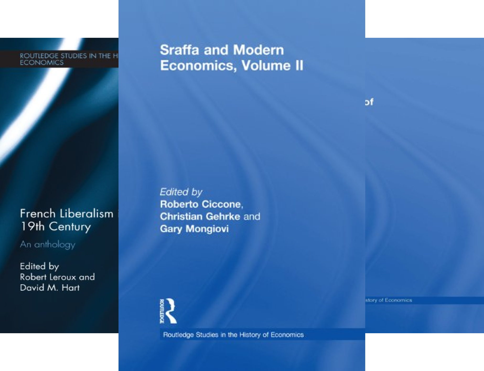 Routledge Studies in the History of Economics