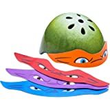 Teenage Mutant Ninja Turtles Child Helmet with Masks