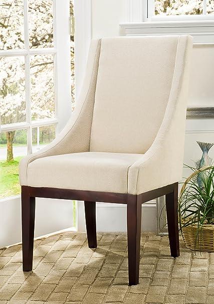 Safavieh Mercer Collection Mario Arm Chair Cream
