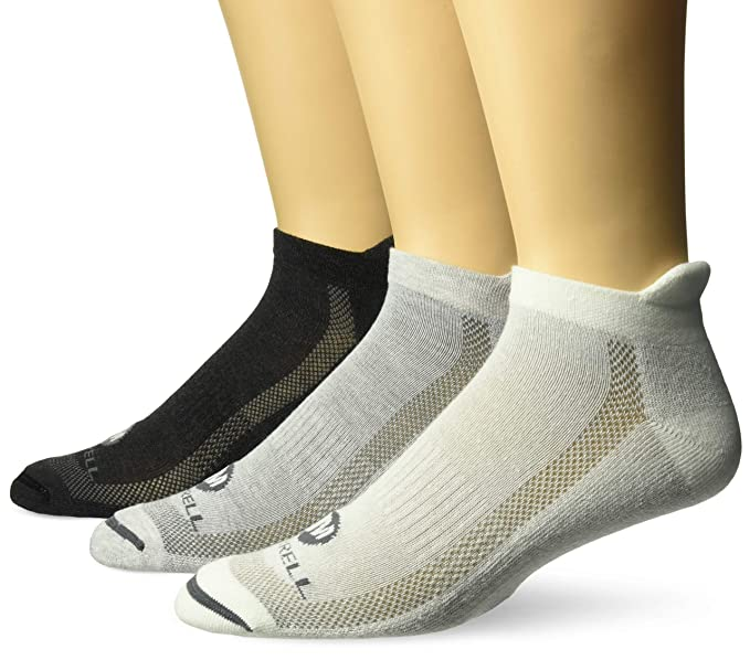 6910b73776 Merrell Men's Low Cut Tab 3 Pack Sock