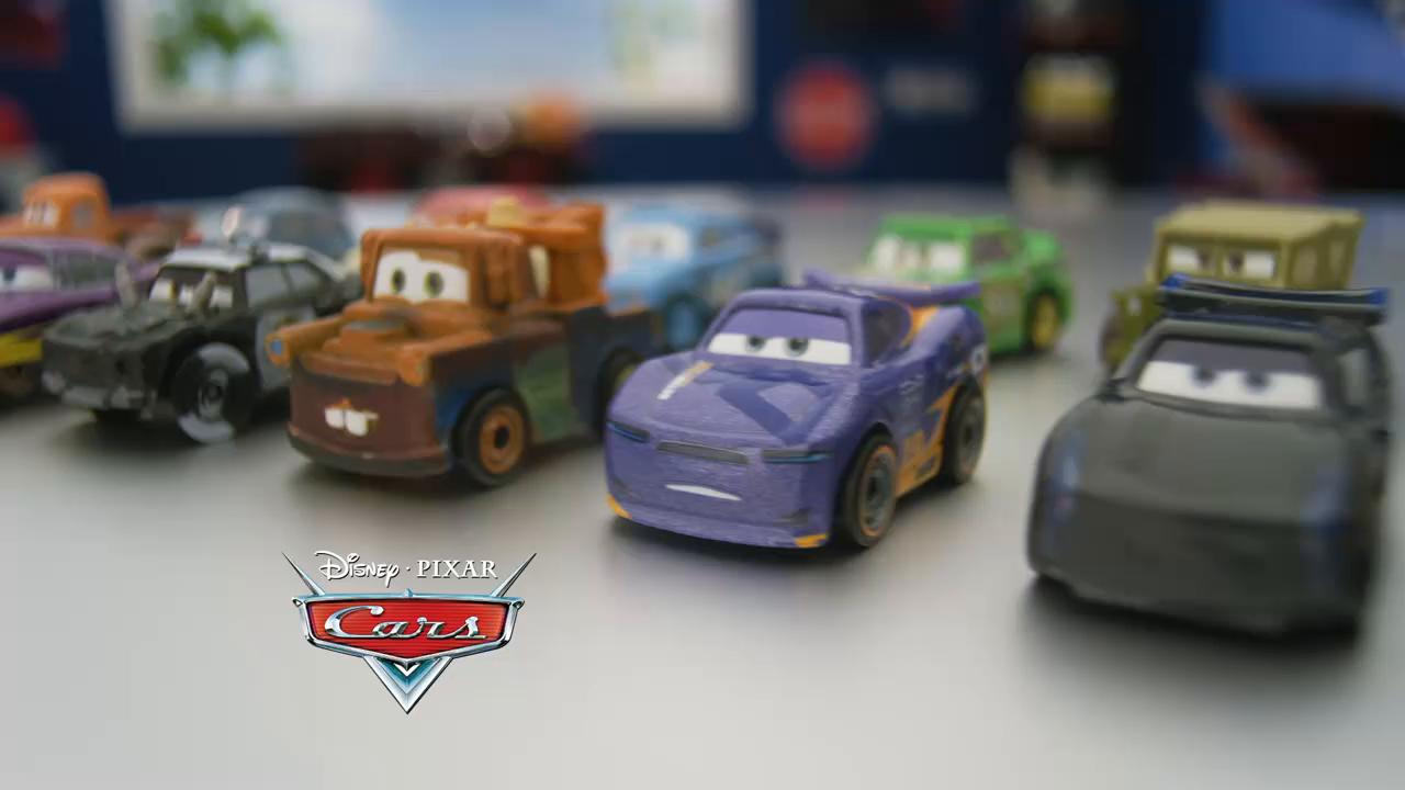 Cars 3 Mack camión mundo de aventuras coches juguetes (Mattel FLG70)