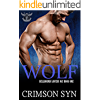 Wolf (Hellbound Lovers MC, #1)
