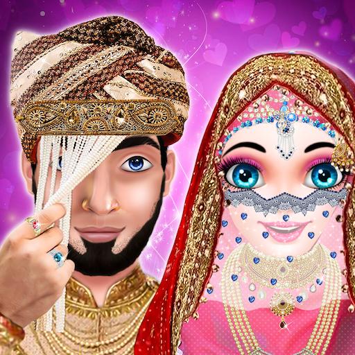 Hijab Girl Wedding - Arrange Marriage Rituals