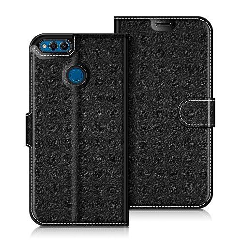 Huawei Honor 7x Case Kugi Huawei Honor 7x Leather Case