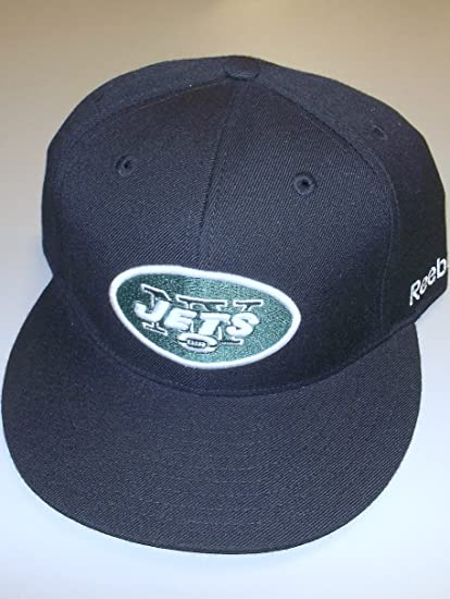 Image Unavailable. Image not available for. Color  NEW York Jets Fitted Hat  ... ec9a9ec998d