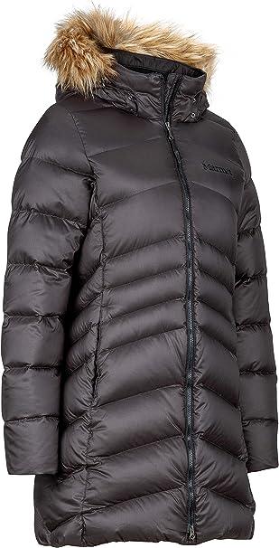 Densit/à dellImbottitura 700 Marmot Wms Montreaux Coat Antivento Giacca Impermeabile Idrorepellente Piumino Leggero Isolante Cappotto da Esterno
