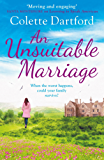 An Unsuitable Marriage: An emotional page turner, perfect for fans of Hilary Boyd