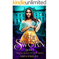 Fae Sworn: Paranormal Fae Academy Romance (Finishing School for Faery Brides)