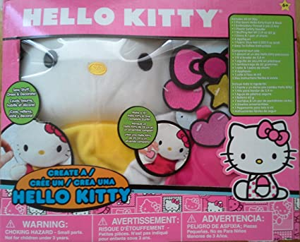 Hello Kitty Create A Hello Kitty Sewing Kit