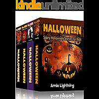 HALLOWEEN BOOK BUNDLE (4 Books in 1): Spooky Stories for Kids and Halloween Jokes (Spooky Halloween Stories 2)
