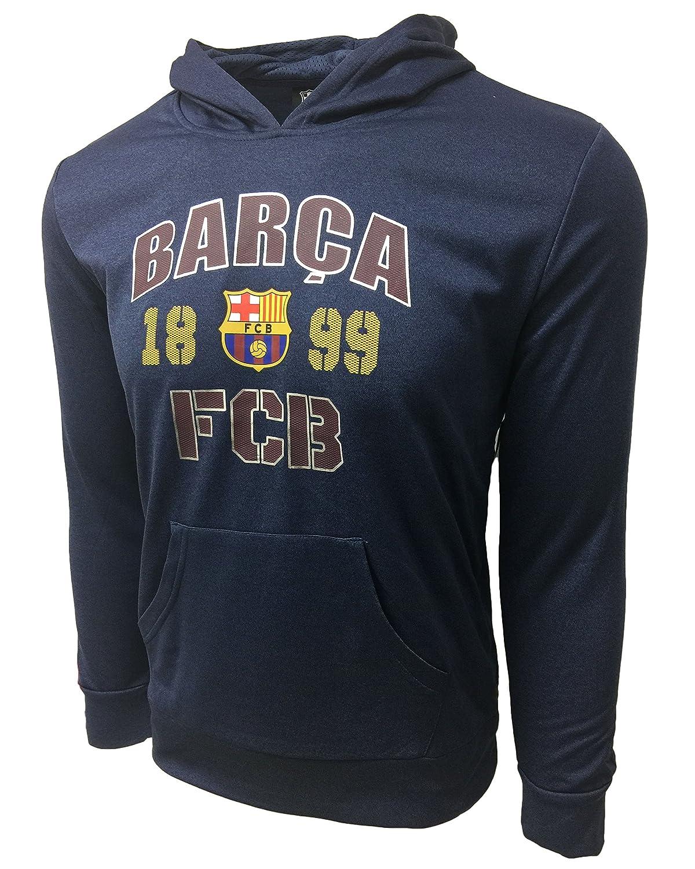 2e380568e1a Amazon.com  Kids FC Barcelona Hoodie