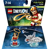 LEGO Dimensions Fun Pack DC Wonder Women