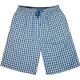 Hanes Men's Big Tall Madras Sleep Pajama Shorts