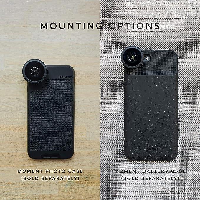 Moment - Lente de superpescado para iPhone, píxeles y Samsung ...