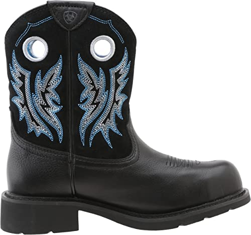 ARIAT Women's Fatbaby Steel Toe Work Boot
