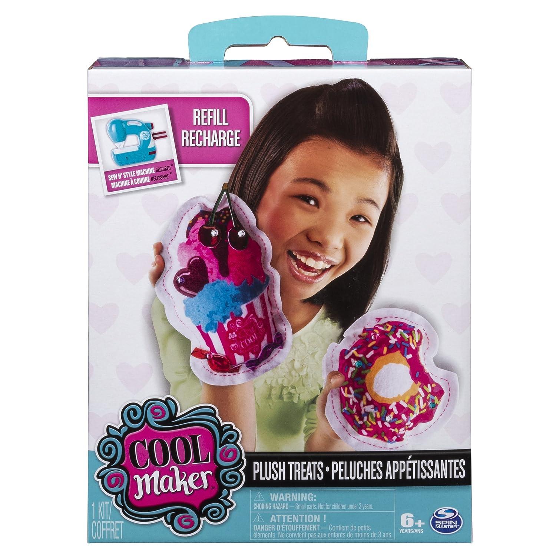 Sew Cool - Plush Treats - Fabric Kit Spin Master 20082676