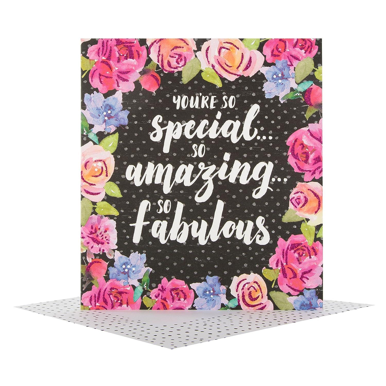 Medium Celebrate Hallmark 25484996 Mum Mothers Day Card