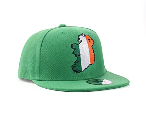 NEU Underground Kulture Irland grün Baseball Kappe Snapback