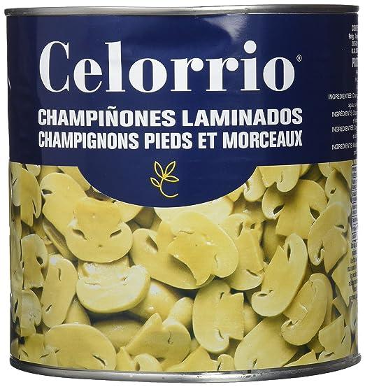 Celorrio 30-30019 Champiñon Laminado Ii Lata - 1.330 gr
