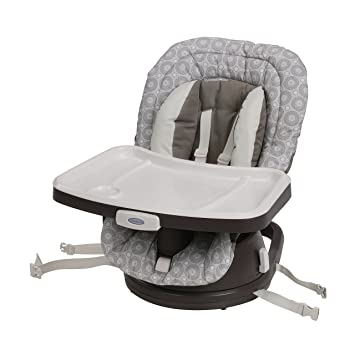 Graco Swivi Seat 3 In 1 Booster High Chair, Abbington