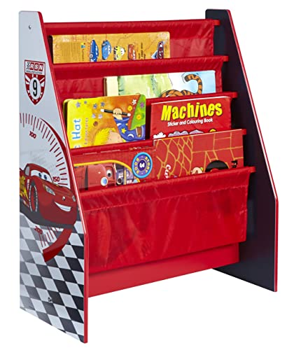 Disney Cars – Kinder Bücherregale mit Cartoon Motiven