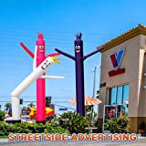 Sky Dancers 10ft Tall Inflatable Tube Man Complete