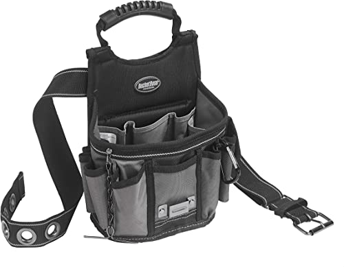 Bucket Boss – Sparky Utility Pouch, Pouches – Professional Series 55300 , Gray