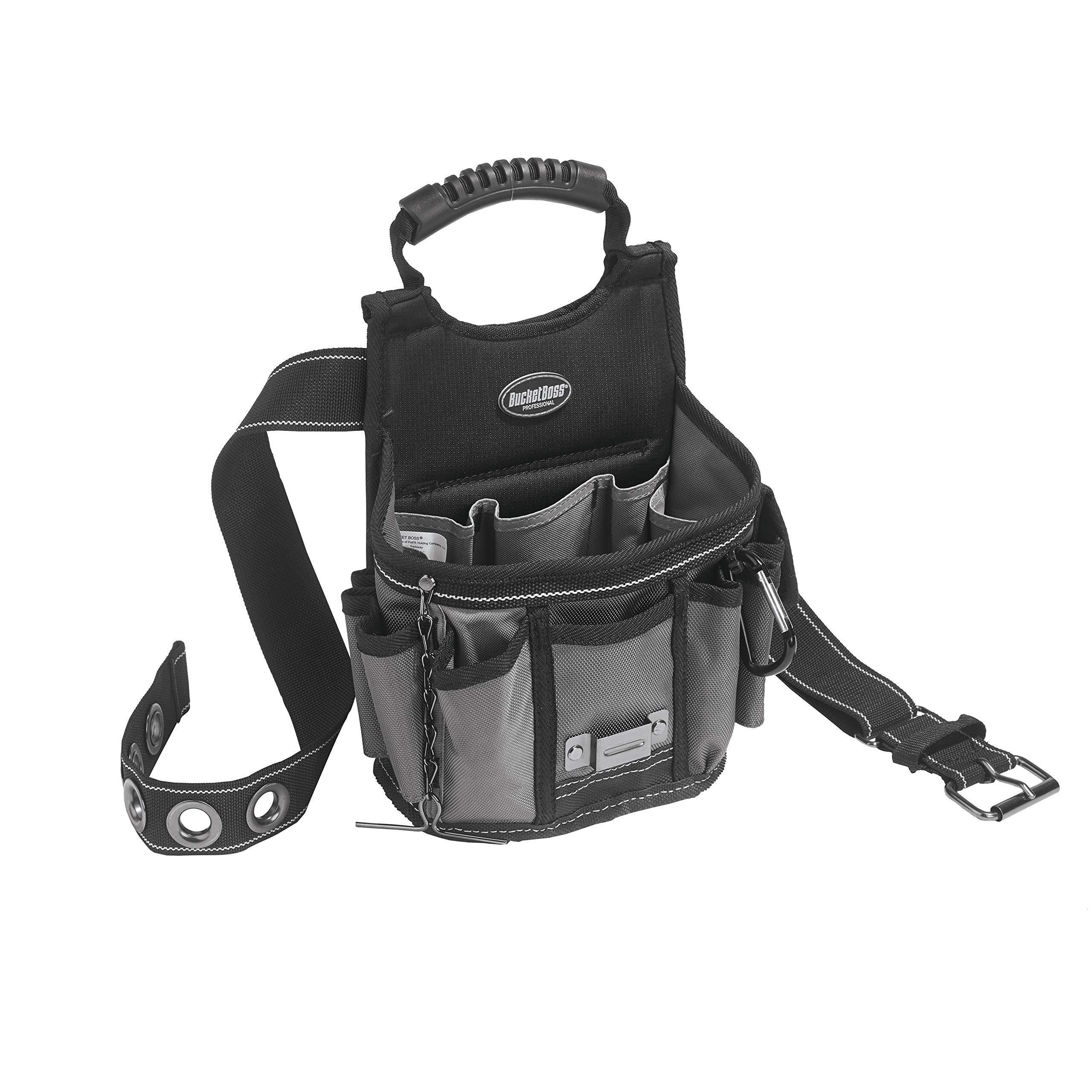 Bucket Boss - Sparky Utility Pouch, Pouches - Professional Series (55300), Gray