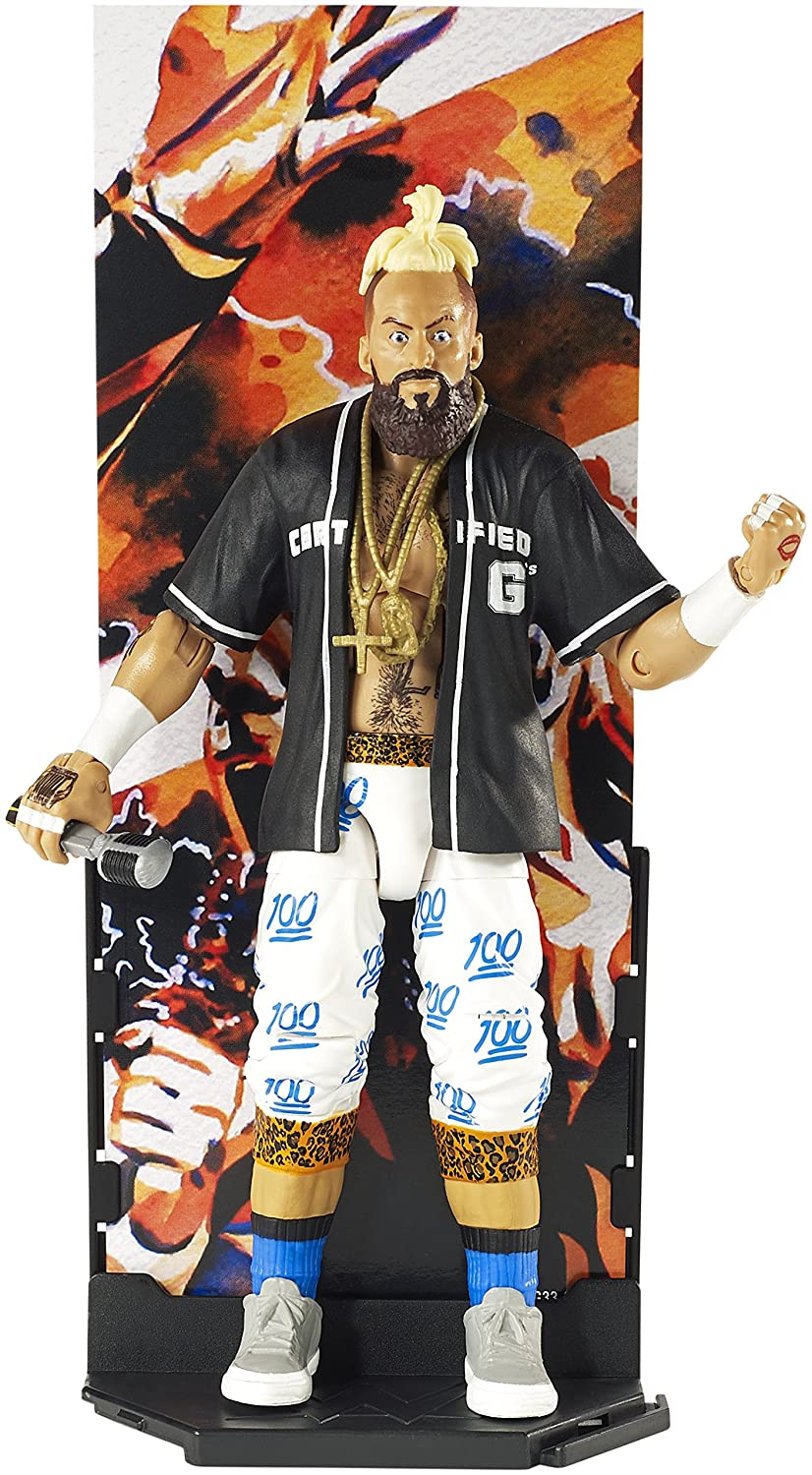 WWE Elite Collection Series # 55 Enzo Amore Action Figure Mattel FMG33