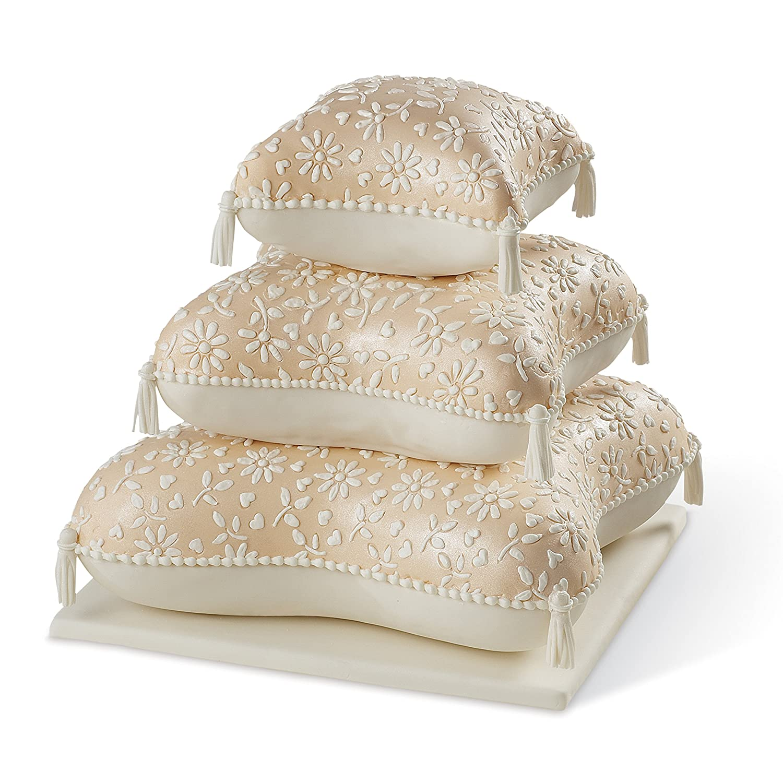 Wilton - Moldes para tartas (3 piezas), diseño de cojín: Amazon.es: Hogar