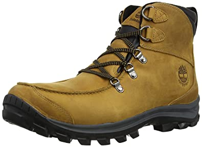 Timberland Men's Chillberg Mid Waterproof Boot,Burnished Wheat,11 ...
