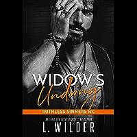 Widow's Undoing (Ruthless Sinners MC Book 4) (English Edition)