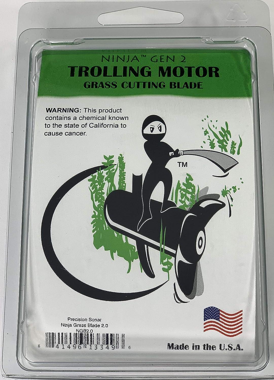 Ninja Trolling Motor Grass Blade 2.0