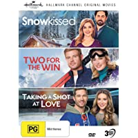 Hallmark 3 Film Collection (Snowkissed/Two for the Win/Taking a Shot at Love)