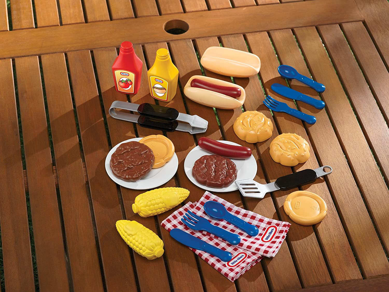 Backyard Barbeque Grillin' Goodies