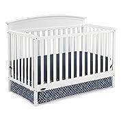 Graco Benton 5-in-1 Convertible Crib White