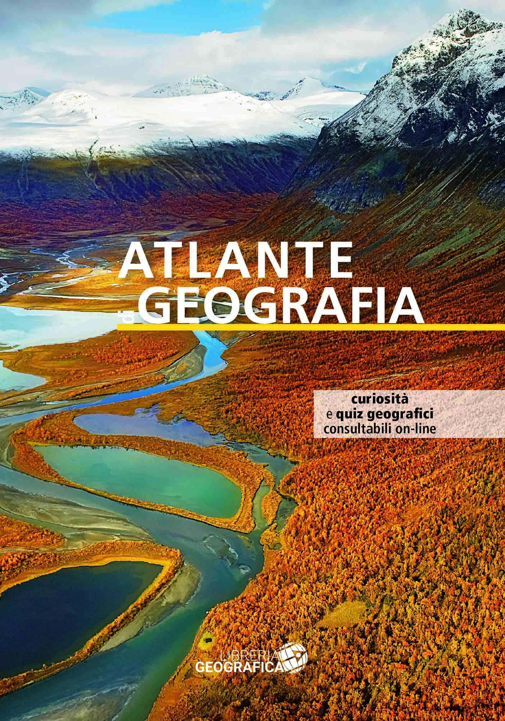 Atlante di geografia. Con Contenuto digitale per accesso on line Atlanti tascabili: Amazon.es: Libros en idiomas extranjeros